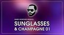 Mario Monforte Sunglasses Champagne 01