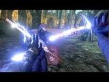 IMAGINE A STAR WARS GAME LIKE THIS! (Brutal Blade &amp Sorcery VR Gameplay)