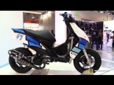 Yamaha Jog Polini Big Evolution - Walkaround - 2017 EICMA Motorcycle Exhibition