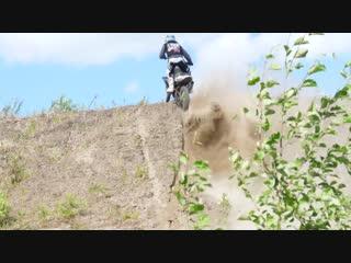 [Stunt Freaks Team] SUZUKI GSX-R Dirt Bike 1000cc - OFF ROAD test ride