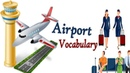 Vocabulary Practice| Airport Vocabulary English | Toddler Learning | English Words| Kids