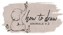 How to Draw Animals | Doodle with me Tutorial | v.2