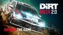 Raising the Game | DiRT Rally 2.0 | Dev insight series [UK]