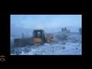 Мастерство и безбашенность водителей тяжелой техники на севере России 5 great r