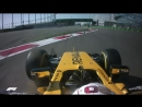 5 Crazy Onboard Moments Russian Grand Prix