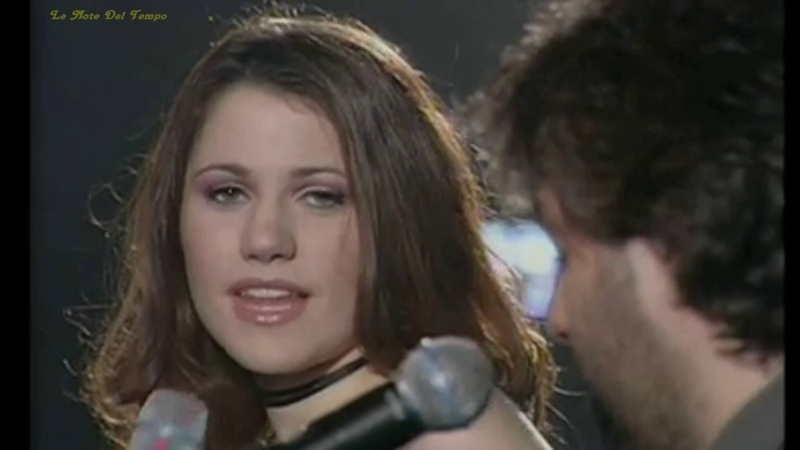 Andrea Bocelli Helena Hellwig - L'abitudine (2002)