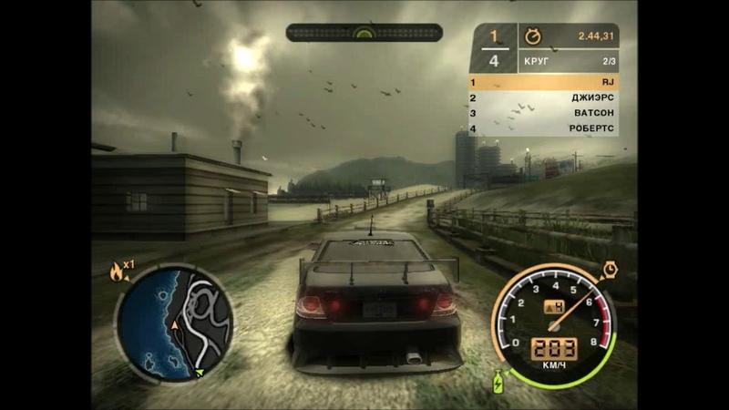 Прохождение Need for Speed Most Wanted. Часть Седьмая. №10 Барон.