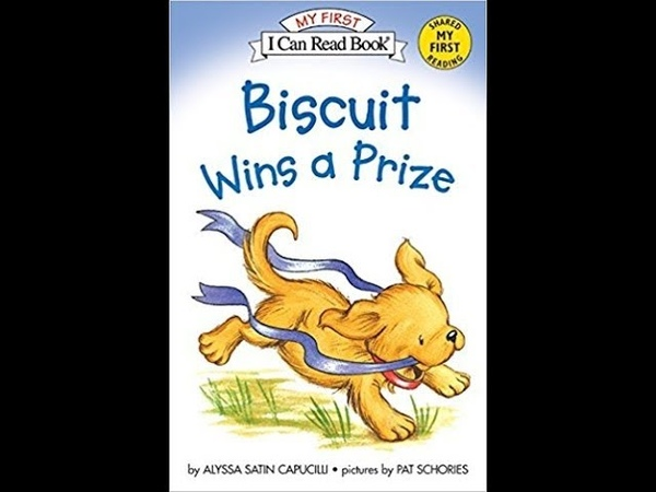 Biscuit Wins a Prize, read aloud - ReadingLibraryBooks