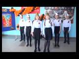 Песни Победы-2019. Ансамбль 4 «Б» «Акварель», школа №19