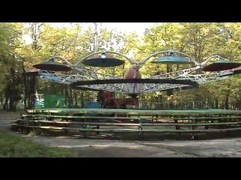 Парк культуры и отдыха Ленинского района города Саранска 2009 год