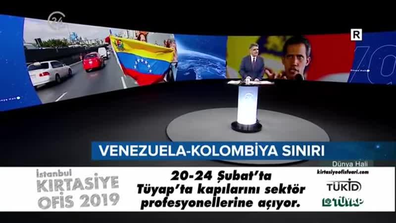 Selim Atalay ile Dünya Hali (21.02.2019)