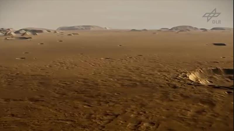Fly Over NASA InSight's New Mars Home Elysium Planitia