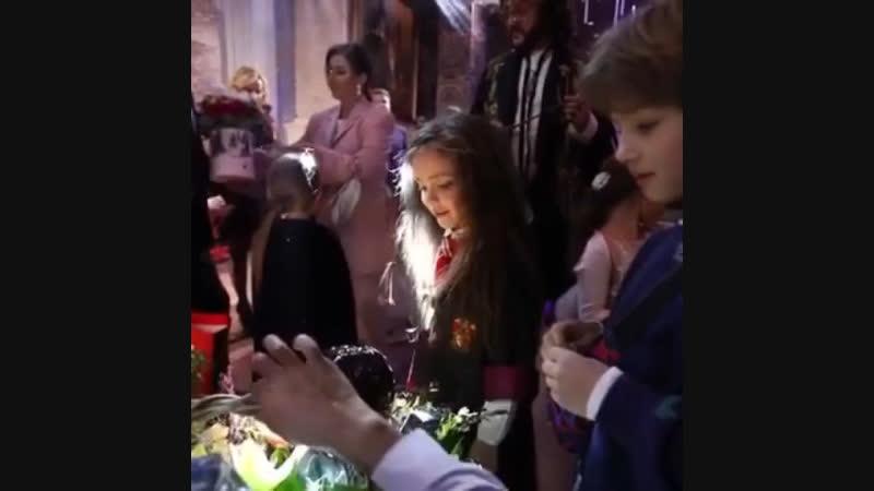 Шоу трансформация костюмов Quick Change Show Сергей и Оксана