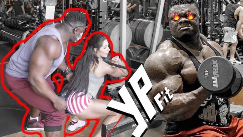 Dünyanın En (PSİKOPAT) Vücut Geliştirmecisi   Fitness Motivation