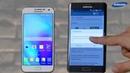 Модем и мобильная точка доступа на Samsung GALAXY Note Edge