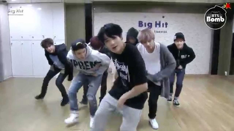 [BANGTAN BOMB] 호르몬전쟁 dance performance (Real WAR ver.)