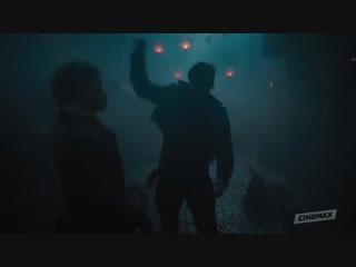 Warrior cinemax teaser #2