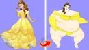 Если бы Принцессы Диснея стали БОРЦАМИ СУМО