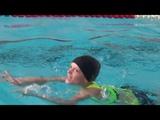 Соревнования по плаванию детей школ интернатов в пансионате Клязьма 18.05.2018 г.
