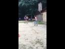 Пьяный волейбол ДР короче 😂