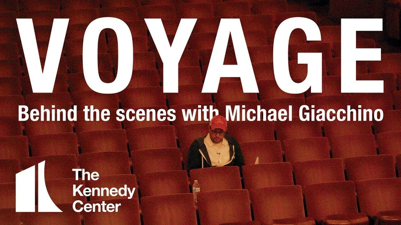 VOYAGE: Behind the Scenes with Michael Giacchino | A Digital Stage Original