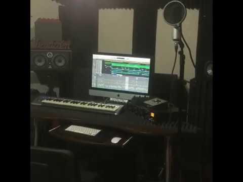 Запись песни Азамата Биштова Адыгэ хэку