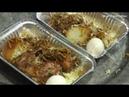 Egg Chicken Biryani Selling Besides Madhyamgram Railway Station Enjoy Street Food