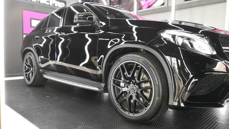 Защитили Mercedes керамикой и подарили ценный приз » Freewka.com - Смотреть онлайн в хорощем качестве
