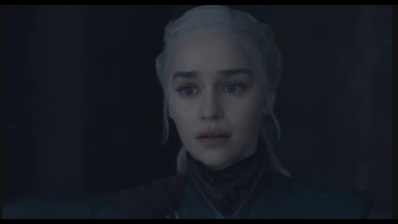 Daenerys Approaches to the Iron Throne | Game Of Thrones S8 Ep6