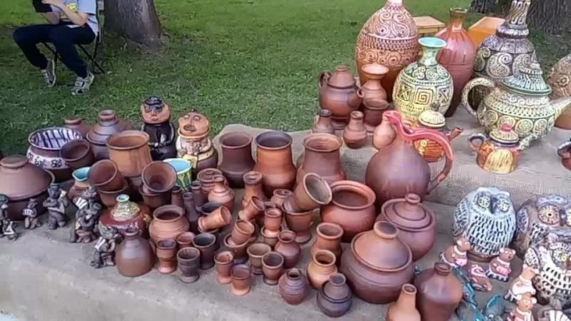 Фестиваль живая глина