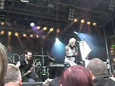 Lord of the Lost ~ Bad Romance    02.07.2011 Castle Rock Festival 12 @ Schloß Broich