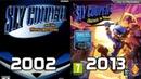 Evolution of Sly Cooper Games 2002-2013