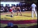 Матчевая встреча Сборная Румынии Левашинский Район 1989г