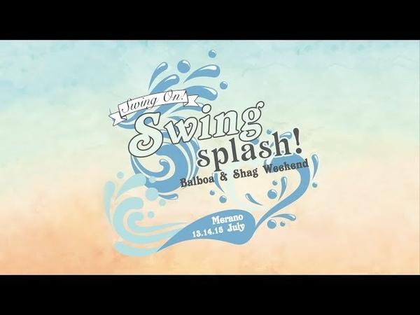 Swing Splash 2018 Teachers Show