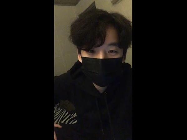 [leeemjh] Lim Junhyeok (임준혁) instagram live [181001]