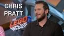 LEGO MOVIE 2 Interviews with Chris Pratt, Tiffany Haddish, Elizabeth Banks, Will Arnett & more