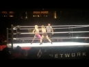 ALEXA BLISS WALKS OUT ON HER TEAM AND LEAVES LIV MORGAN HELPLESS IN A RONDA ROUSEY ARM BAR