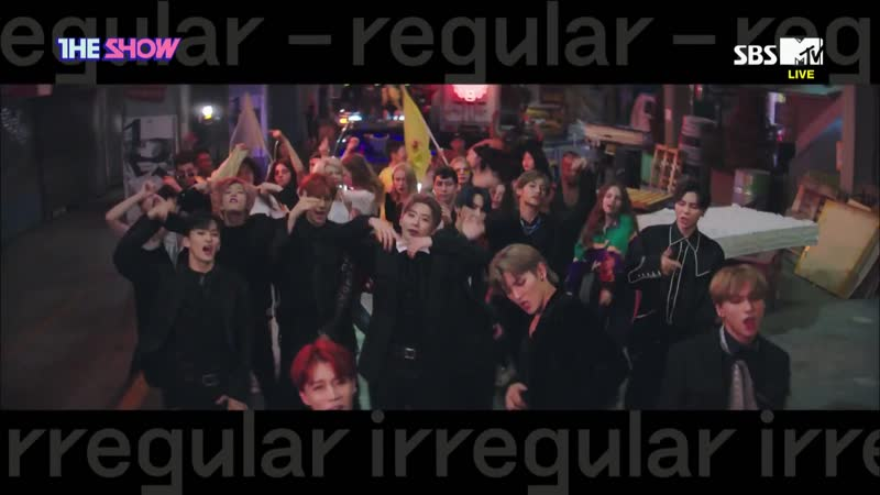 NCT 127 - Regular @ The Show 181016