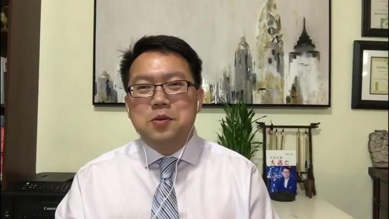 平论Live _ 马云退休一波三折,阿里巴巴帝国鹿死谁手?(下集)2018-09-10