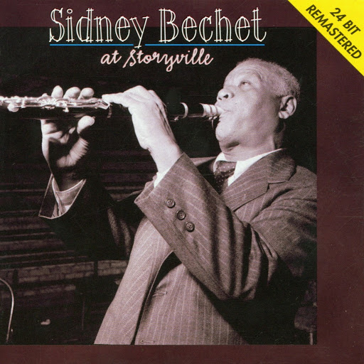 Sidney Bechet альбом Jazz at Storyville