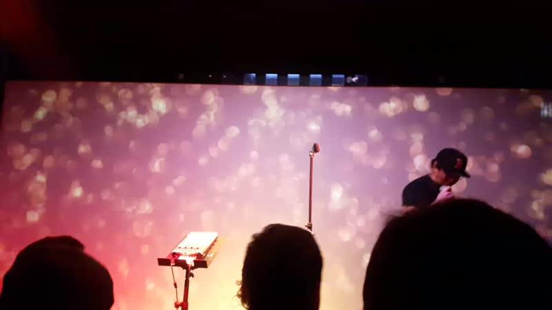 Вася В Live Powerhouse in Moscow 01.12.18