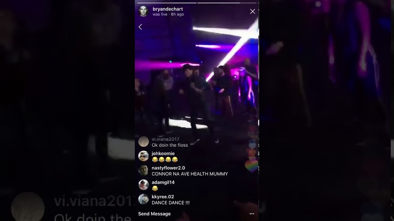 Bryan Dechart (Connor from Detroit: Become Human) Dancing at E3 Afterparty