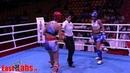 2018 WAKO ME kickbox K1 60kg Cmarova L SVK vs Bjelogrlic SRB