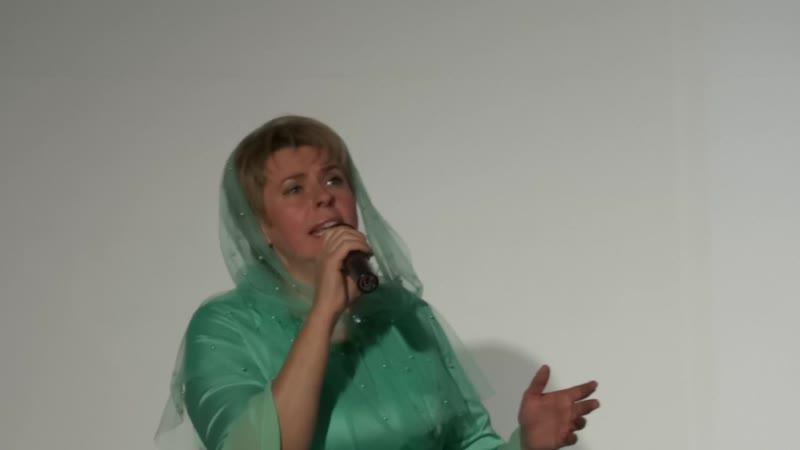 Лилия Евсеева Молитва ( Концерт в Александро-Невской Лавре 25.10.2018 г.)