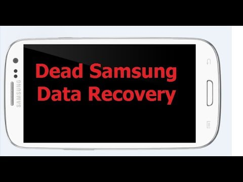 Dead Samsung Brought Back to Life....in the name of Justice.