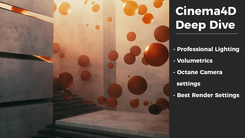 A deeper dive into Cinema4d and Octane