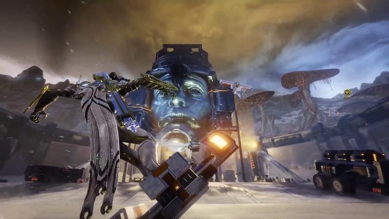 Warframe | Fortuna Railjack - FULL 32-Minute Gameplay Demo