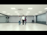 SHINee - I Want You Dance Practice Video.