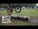 Советы от профи Seths Bike Hacks с переводом