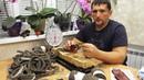 Тест ножа Mora 731 из углеродистой стали